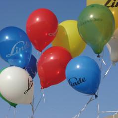 Helium- & Ballongas